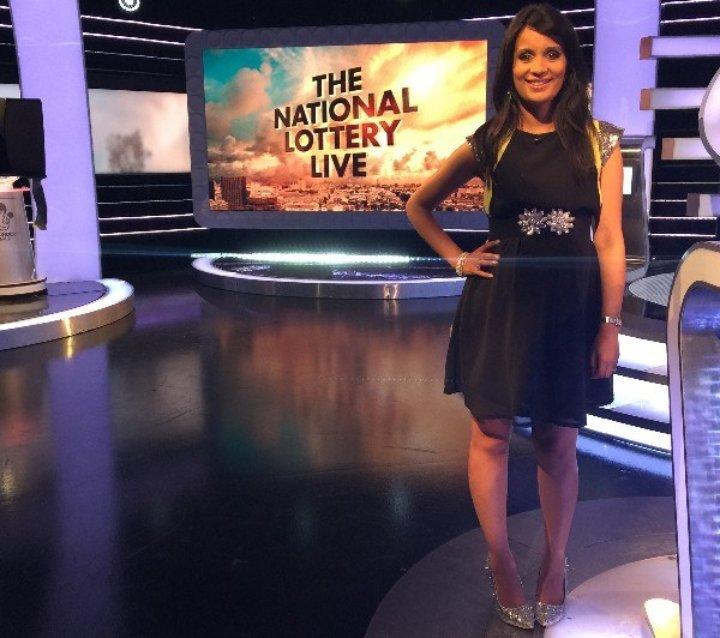 The National Lottery Live
