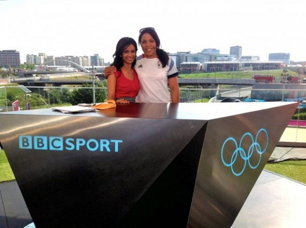I was at the BMX track in Beijing when Shanaze crashed out of the final. She finished 6th in London and came to talk about another disappointing Olympics, but still had a smile on her face!