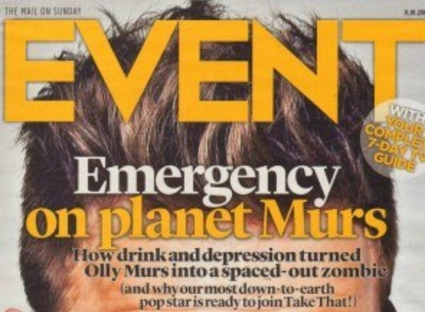 Event magazine