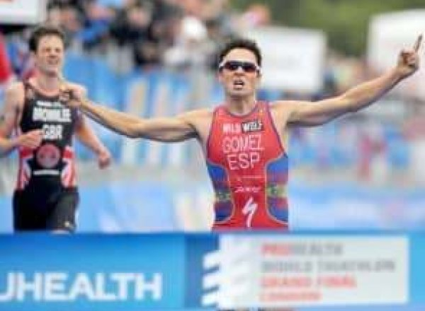 The 2013 World Triathlon Series Grand Final